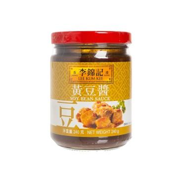 LEE KUM KEE - Soy Bean Sauce - 240G