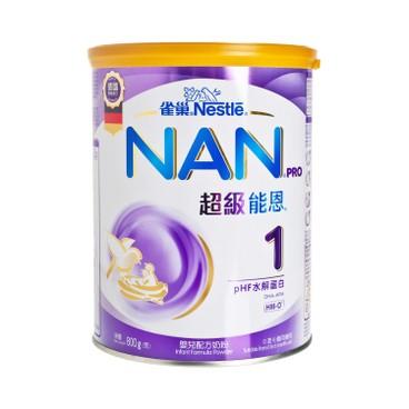 NESTLE - Nan Pro Milk Formula 1 - 800G