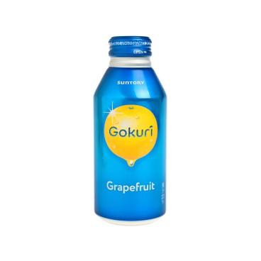 三得利 - GOKURI 西柚汁 - 400ML