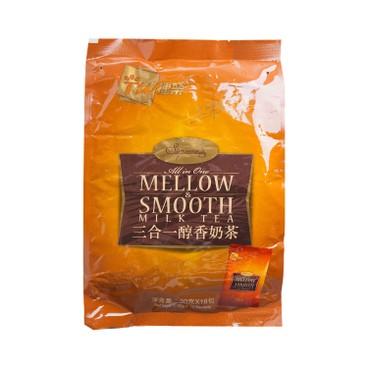 捷榮 - 三合一醇香奶茶 (袋裝) - 20GX18