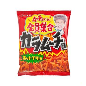 KOIKEYA - KARAMUCHO CHIPS - 105G