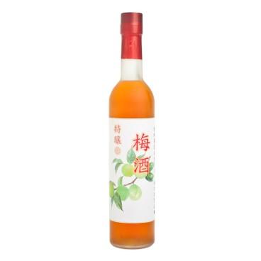 悅和醬園 - 特釀梅酒 - 500ML