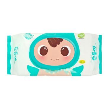 SOONDOONGI - Lohas Light Baby Wet Tissue - 80'S