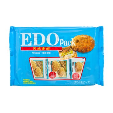 EDO PACK - Pat Plus Cracker - 180G