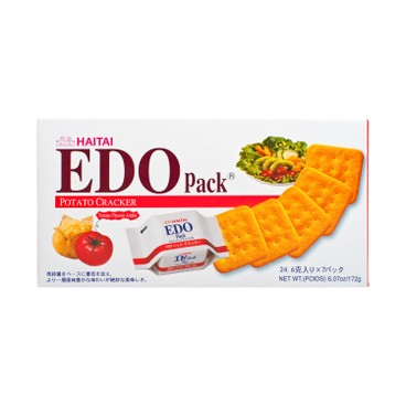 EDO PACK - Potato Cracker - 172G