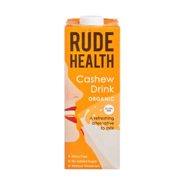 RUDE HEALTH (PARALLEL IMPORT) - Organic Cashew Drink - 1L