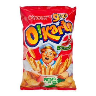 ORION - Ohgamja Potato Snack spicy Flavor - 115G
