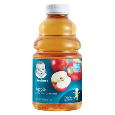 嘉寶 - 100%蘋果汁 - 32OZ