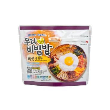 EASY拌 - 滋味即食拌飯- 磨菇味 - 100G
