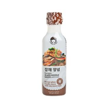 AJUMMA REPUBLIC - Glass Noodle Sauce Japchae - 325G