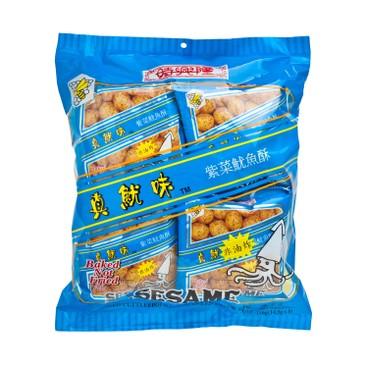 時興隆 - 真魷味優惠包-紫菜味 - 14.5GX8