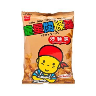 童星 - 闊條麵-炒麵味 - 90G