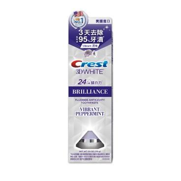 CREST - 3D閃亮白牙膏 - 116G