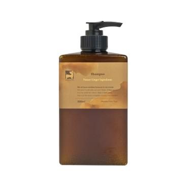 GINGERGINGER - Ginger Shampoo - 500ML