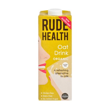 RUDE HEALTH (PARALLEL IMPORT) - Organic Oat Drink - 1L