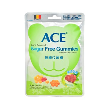 ACE® - Sugar Free Gummies - 48G