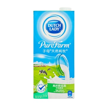 DUTCH LADY - High Calcium Less Milk Beverage - 946ML