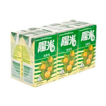 陽光 - 柑香茶 - 250MLX6