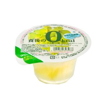 BOURBON 百邦 - 麝香葡萄風味啫哩 - 160G