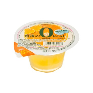 BOURBON 百邦 - 柑橘味啫哩 - 160G
