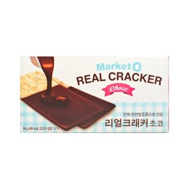 ORION - MARKET O CHOCOLATE CRACKER - 96G