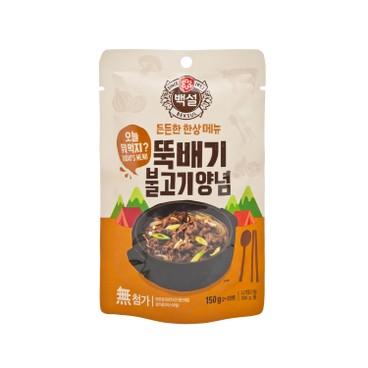 CJ - Sauce For Earthen Pot - 150G