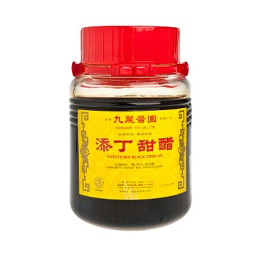 九龍醬園 - 添丁甜醋 - 3L