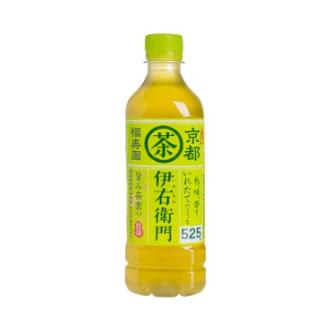 IYEMON - Green Tea - 525ML