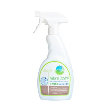 CF LIFE BY CHOI FUNG HONG - Natural Enzyme Anti bacterial Bathroom Cleaner - 500ML