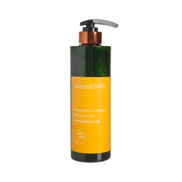 JIMMBENNY BY CHOI FUNG HONG - Bergamot Fresh Shower Gel - 500ML
