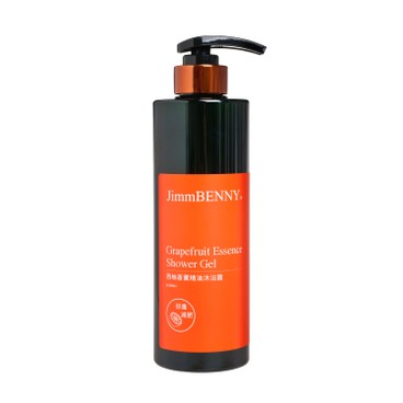 JIMMBENNY BY CHOI FUNG HONG - Grapefruit Essence Shower Gel - 500ML