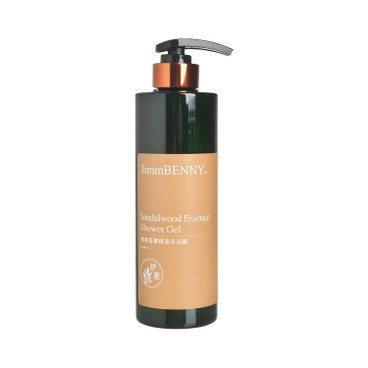 JIMMBENNY BY CHOI FUNG HONG - Sandalwood Forget Worried Shower Gel - 500ML