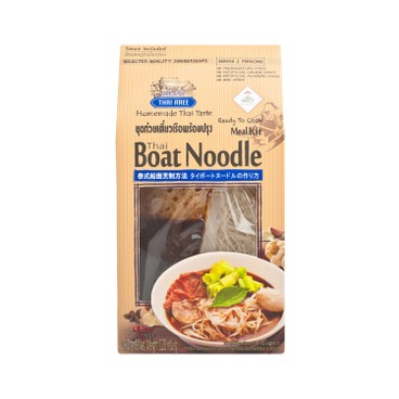THAI AREE - Meal Kit thai Boat Noodle - 120G