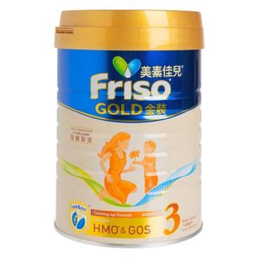 FRISO - Gold Stage 3 Milk Powder - 900G