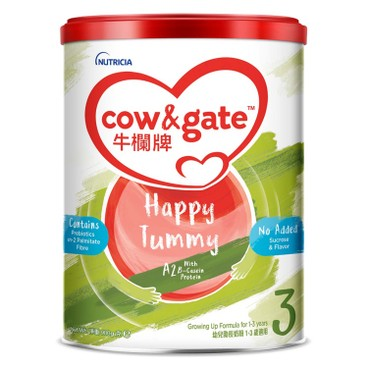 COW & GATE - 3 Growing Up Formula - 900G