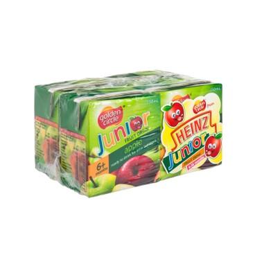 HEINZ - Junior Drink Apple - 150MLX4