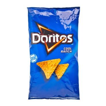 DORITOS - Cooler Ranch Tortilla Chips - 198.4G