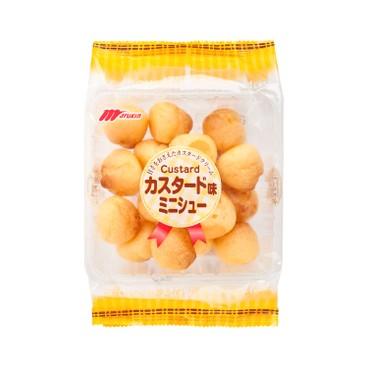 MARUKIN 丸金 - 泡芙-蛋黃醬 - 63G