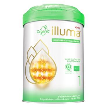 WYETH ILLUMA - Illuma Organic Stage 1 - 850G