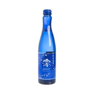 """松竹梅 - 白壁藏-""""澪""""有氣清酒 - 300ML"""