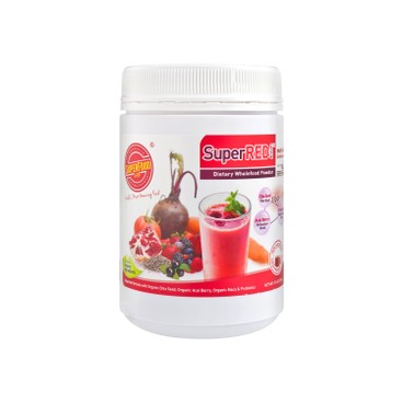 SUPERFOOD LAB - Superred Antiox Advanced Formula - 270G