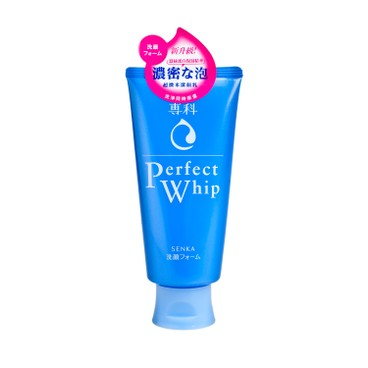 SHISEIDO - Senka Perfect Whip Cleansing Foam - 120G