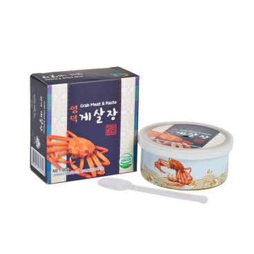 YDK - INSTANT CRAB PASTE WITH CRAB MEAT - 90G