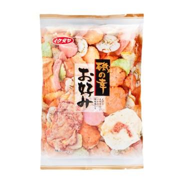 IKEDA HOUSE - Seafood Rice Cake - 130G