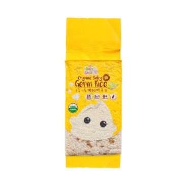 BABY BASIC - 3 In 1 Organic Baby Germ Rice - 500G