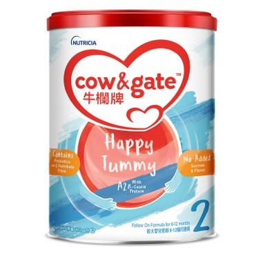 牛欄牌 - 樂兒2-嬰兒奶粉2段 - 900G