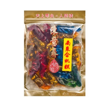 CHAN YEE JAI - Walnut Black Dates - 450G