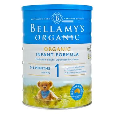 貝拉米 - 有機嬰兒奶粉1號 - 900G