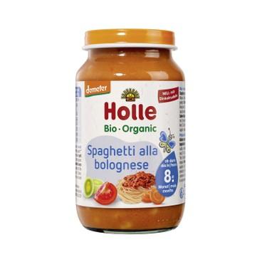 HOLLE - Spaghetti Bolognese - 220G