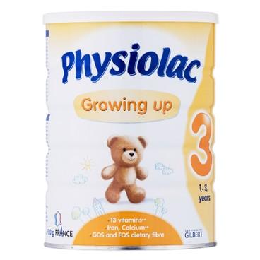 PHYSIOLAC - Milk Formula 3 - 900G
